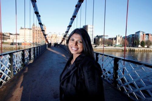 Jelina Berlow Rahman, kidney patient