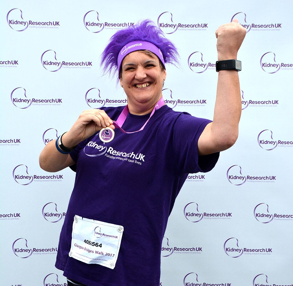 Rachel Cox, renal nurse