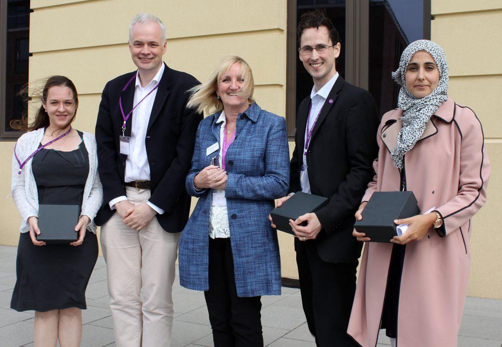 The Fellows Day 2017 award winners