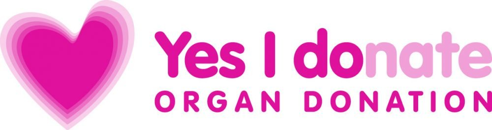 Yes I donate, organ donation week