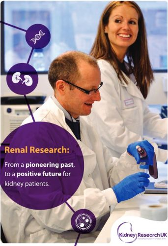 Renal research: pioneering past