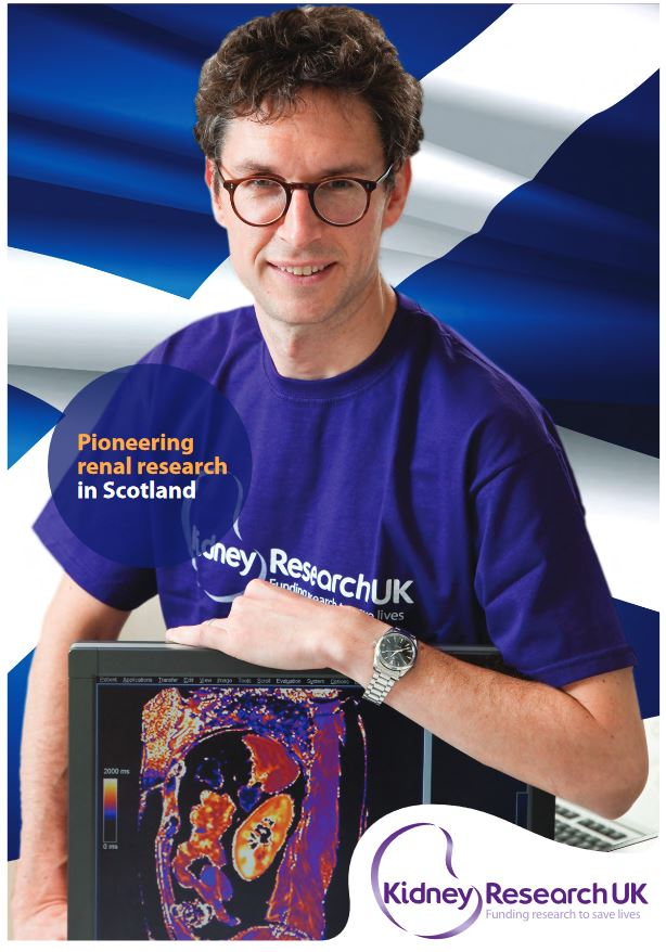 Pioneering renal research Scotland