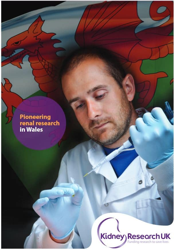 Pioneering renal research in Wales