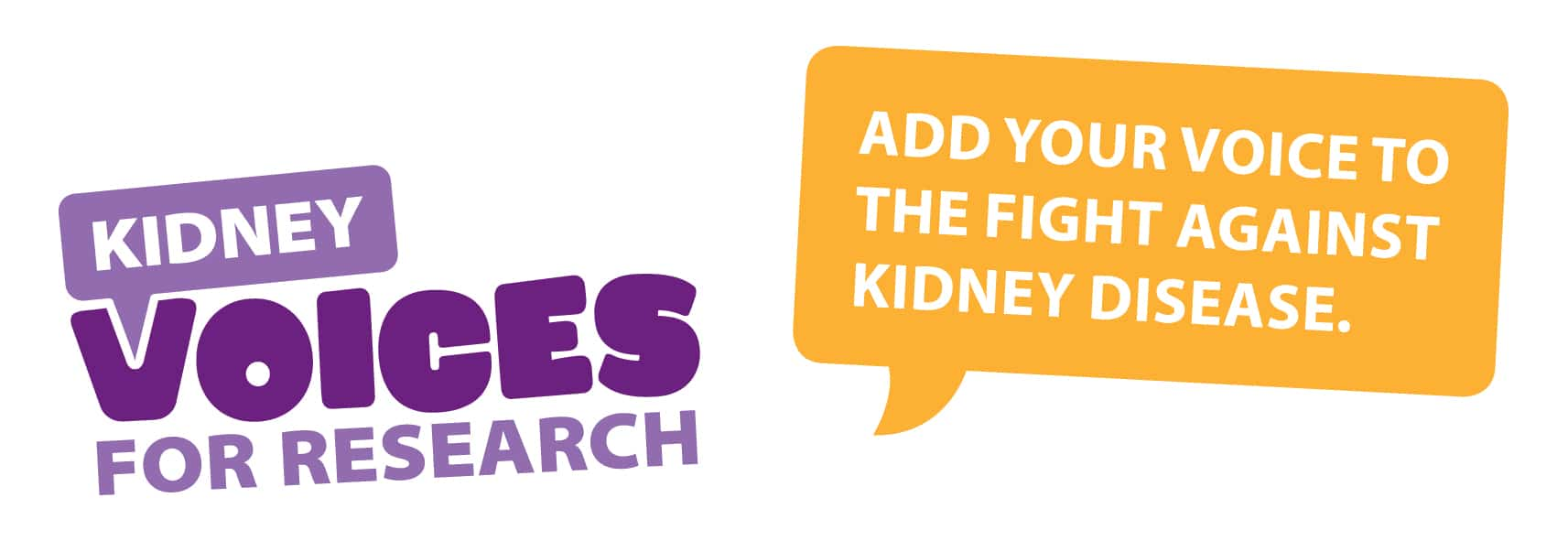 Kidney voices for research