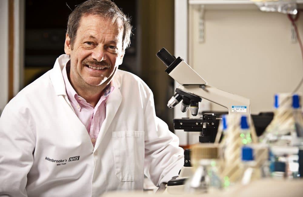 Dr John Bradley