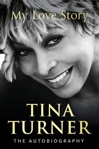 Tina Turner book cover