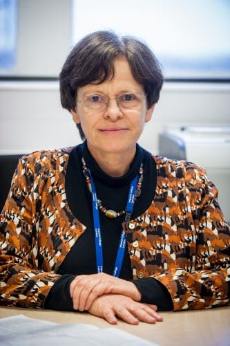 Edwina Brown, Consultant Nephrologist