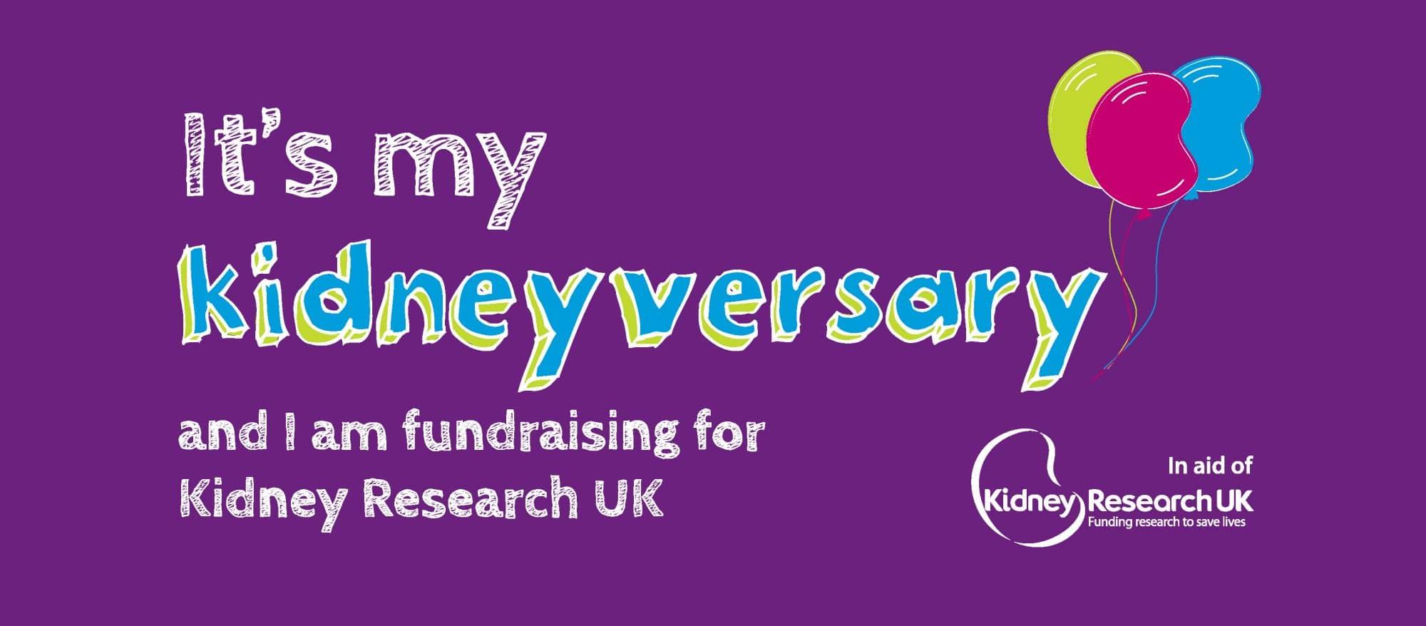 Kidneyversary cover image