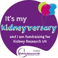 Kidneyversary profile image