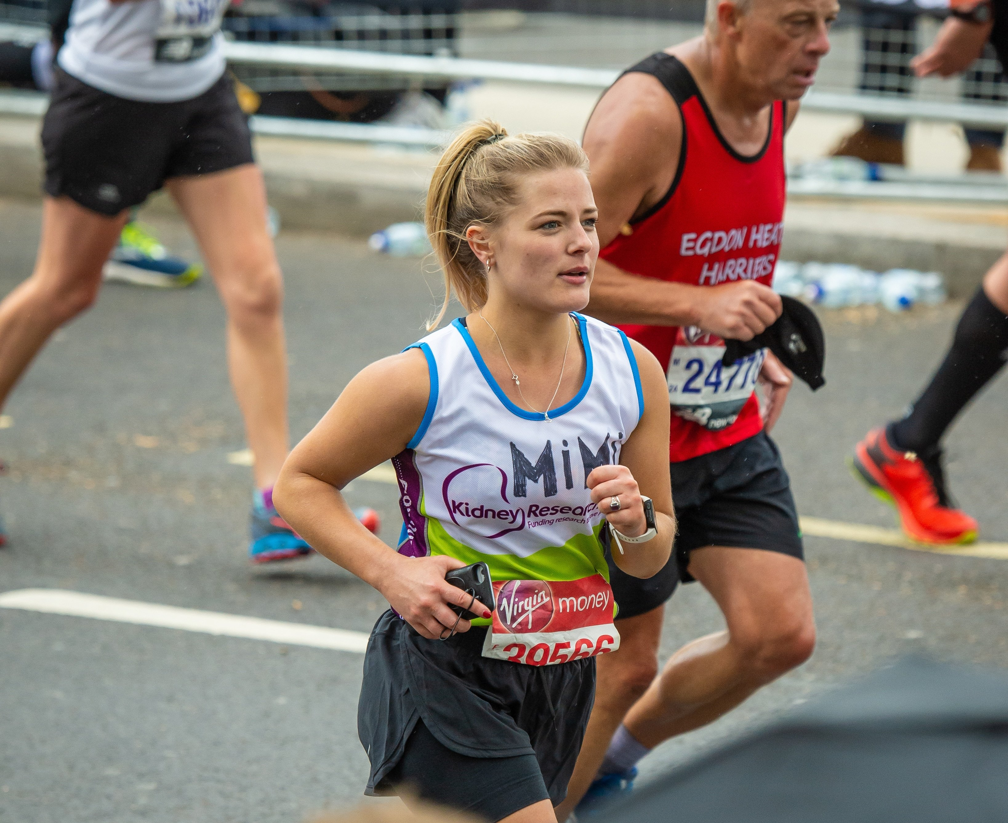 The Enervit Peterborough Marathon Kidney Research Uk