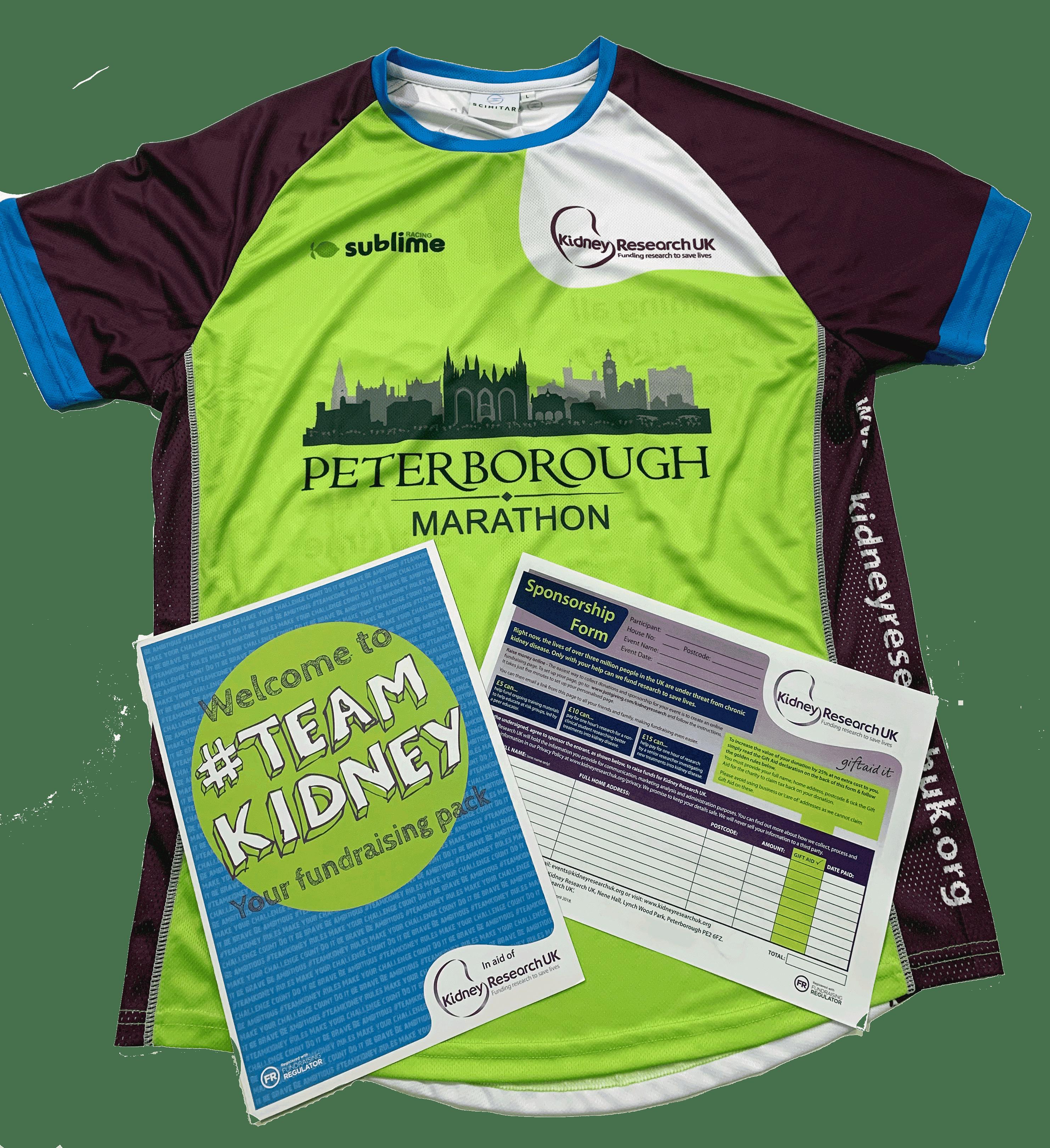 Peterborough Marathon T-Shirt