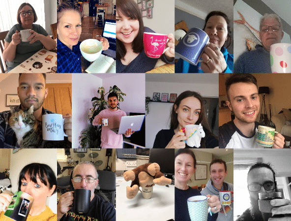 Share your #mugshot and keep research going