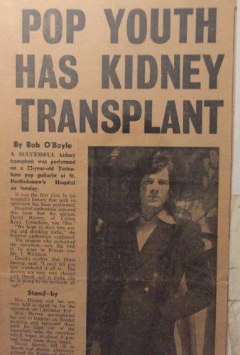 Dave-Hudson-Harvey-newspaper-cutting-1971