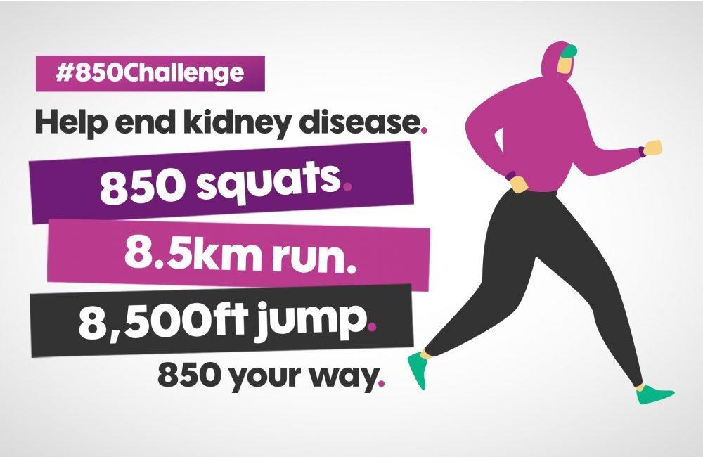 850 Challenge