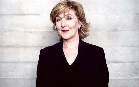 Actress Patricia Hodges