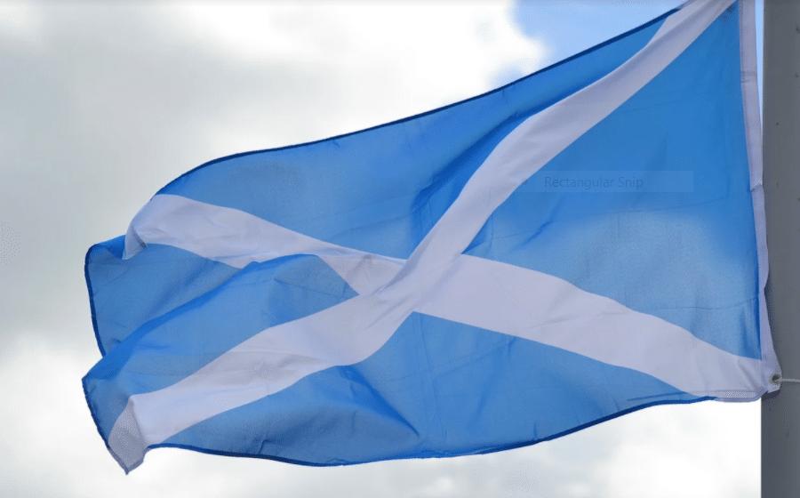 Scottish Flag Pixabay copyright free