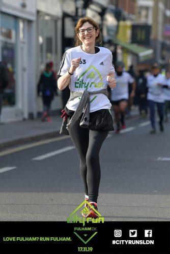 Miranda Scanlon running