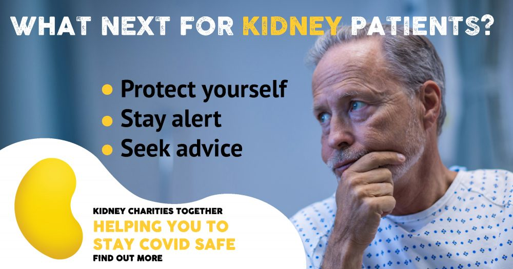 What's next for kidney patients?