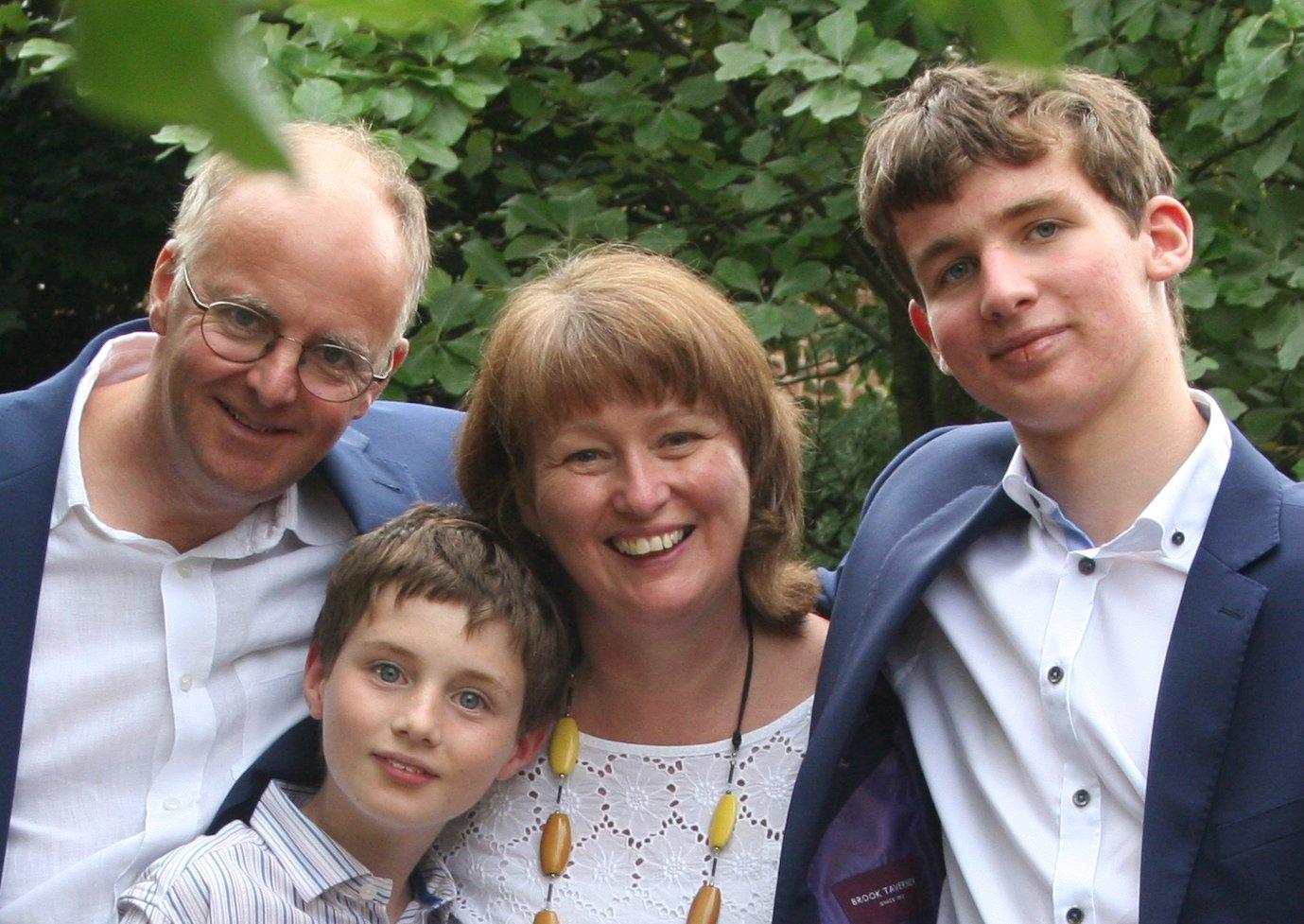 The Blakemore family