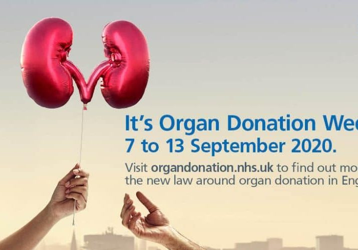 Organ donation week 2020