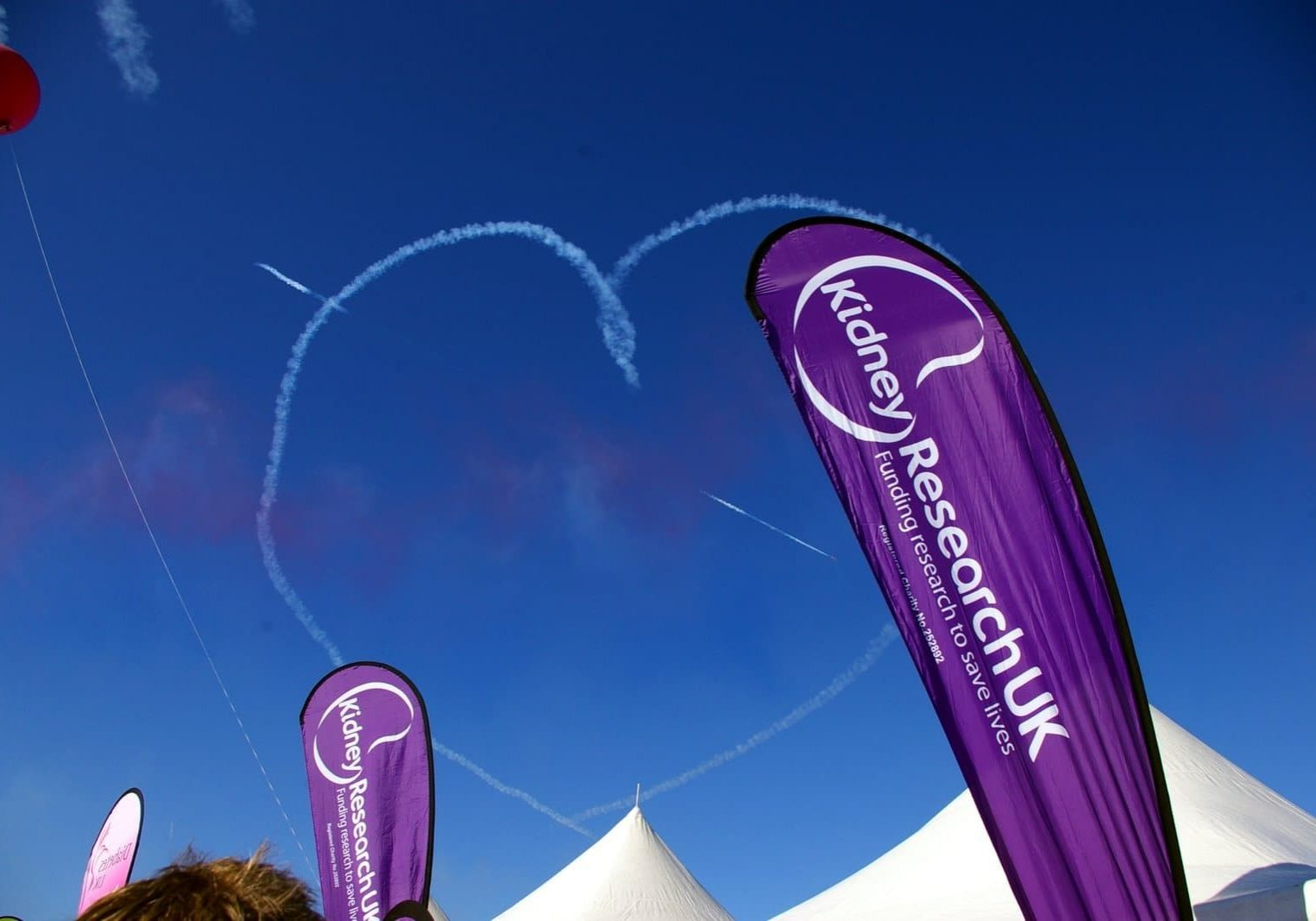 Great north run heart