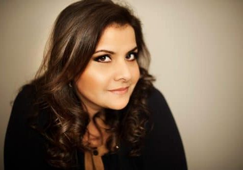 Former Eastenders actress Nina Wadia