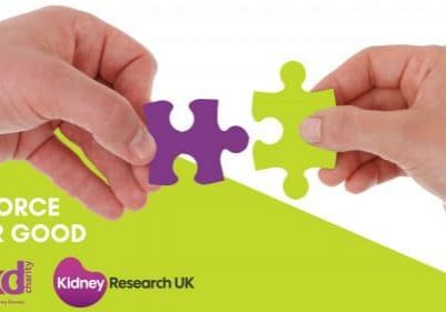 PKD and Kidney Research UK partnership