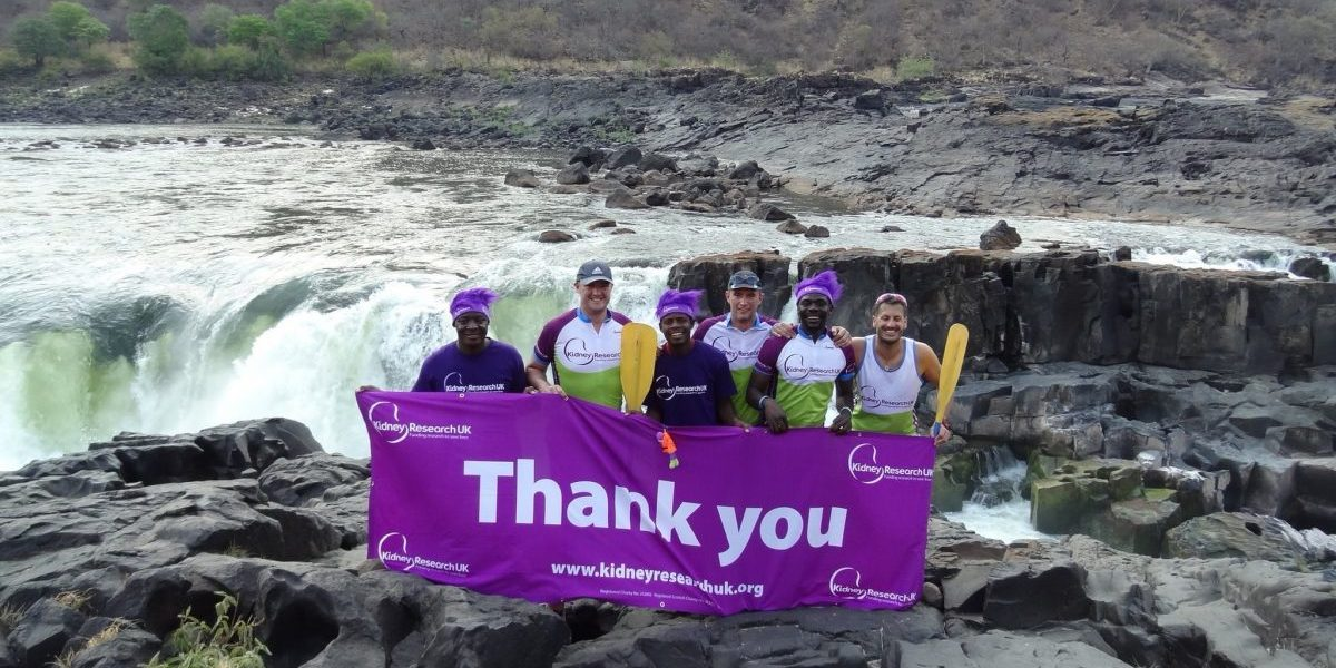 Thank you from Zamezi18 whitewater rafters